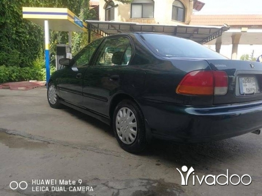 Honda in Aldibbiyeh - Honda civic 1998 in great condition