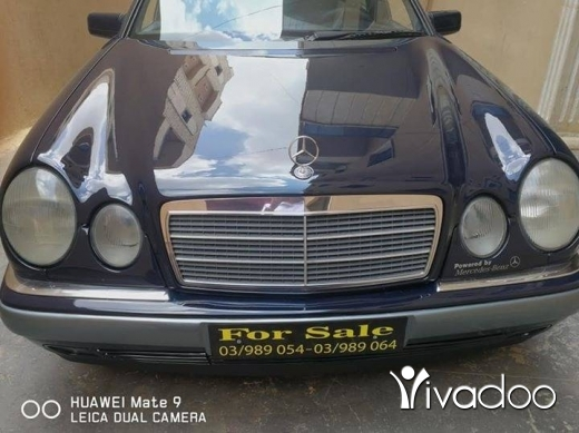 Mercedes-Benz in Aldibbiyeh - E200 (4 cylinders) 1997 in excellent condition