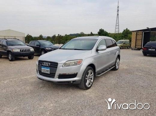 Audi in Sour - Audi Q7 v8