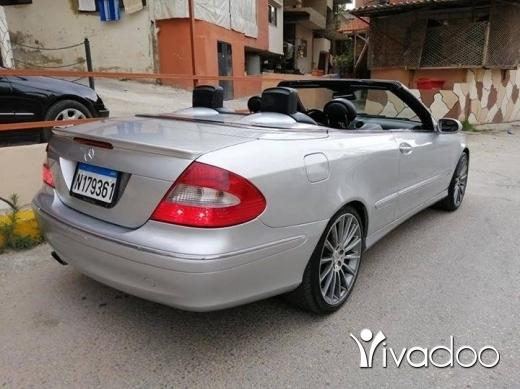 Mercedes-Benz in Deir Ammar - Mercedes clk 2006