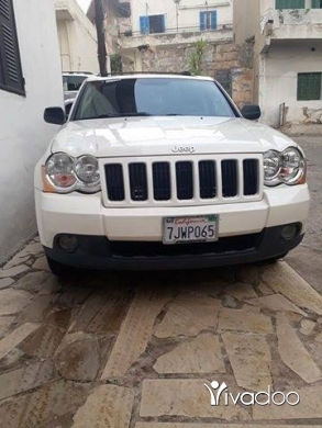 Jeep in Zgharta - Grand cherokee ajnabe 2010