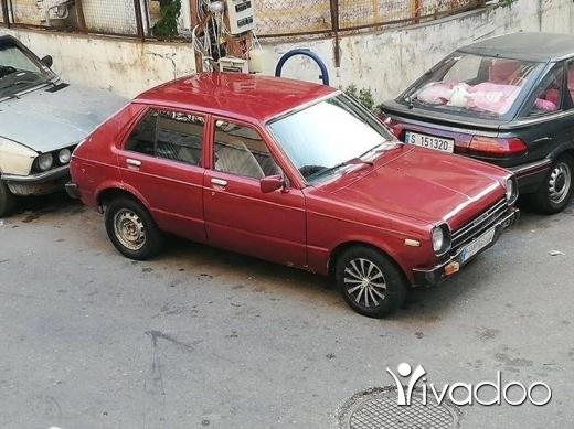 Toyota in Haret Saida - تيوتا ستارلت(03624766)