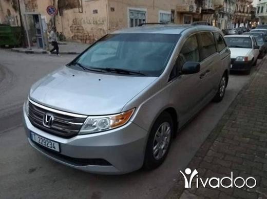 Honda in Tripoli - هوندا أوديسي موديل 2012