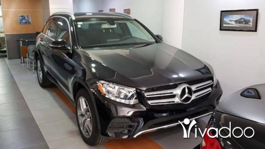 Mercedes-Benz in Port of Beirut - Mercedes GLC300 AMG Model 2016O