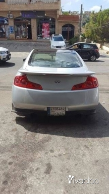 Infiniti in Beirut City - Audi