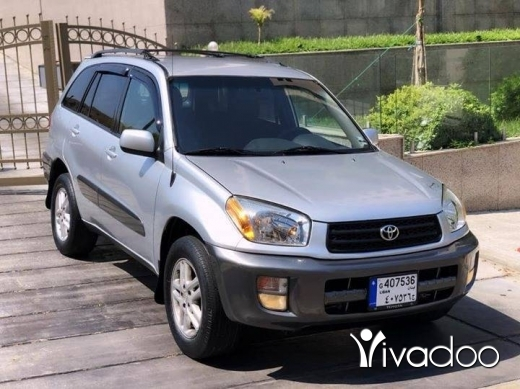 Toyota in Port of Beirut - Toyota rav4