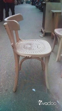 Other in Tripoli - كرسي خيزران على الخشب
