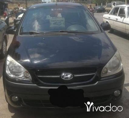 Hyundai in Tripoli - Hyundai