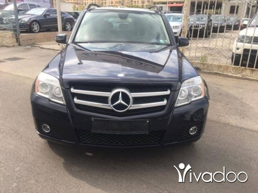 Mercedes-Benz in Port of Beirut - Mercedes GLK 2010