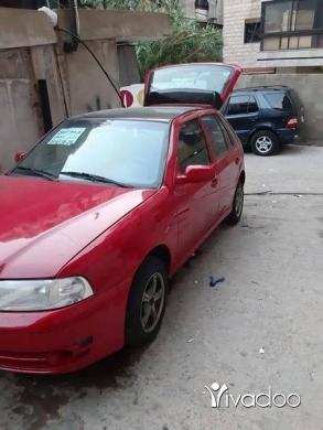 Volkswagen in Port of Beirut - غولف موديل ٢٠٠٥