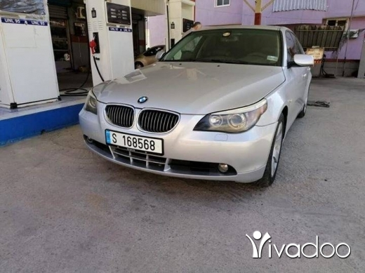 BMW in Sour - Bmw e60 530i 2007