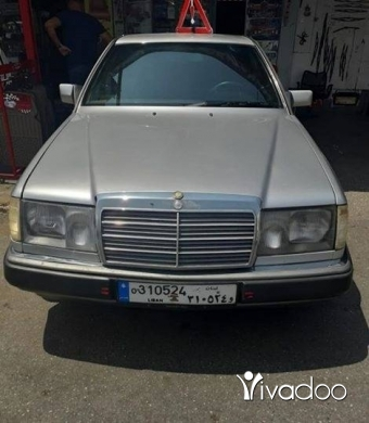 Mercedes-Benz in Beirut City - Mercedes 300 ce 1991