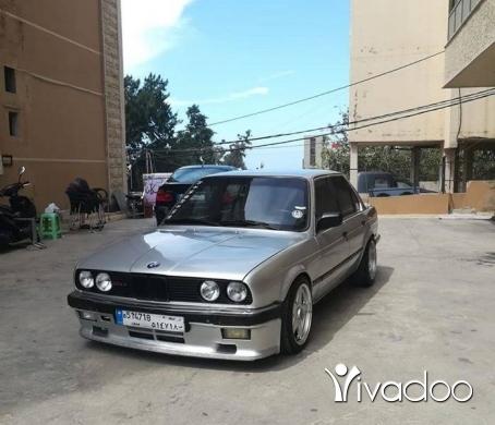 BMW in Beirut City - Bmw 1985