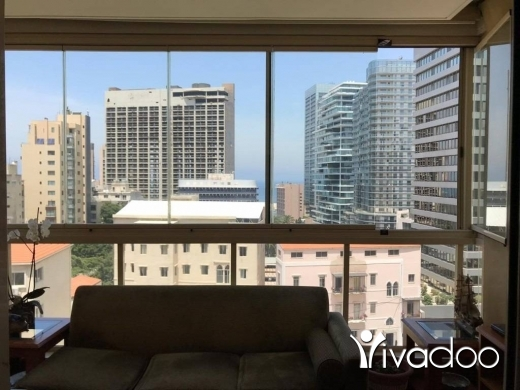Apartments in Hamra - Appartement Neuf à vendre à Hamra Clemenceau 3 chambres à coucher