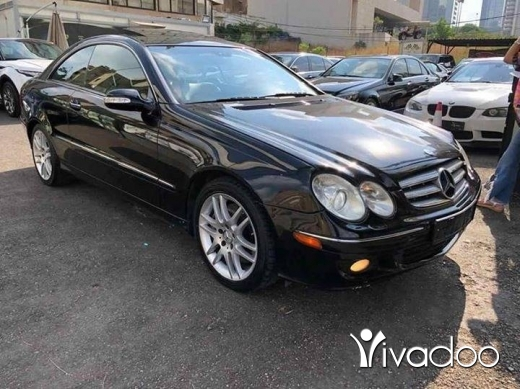 Mercedes-Benz in Beirut City - Mercedes clk 350