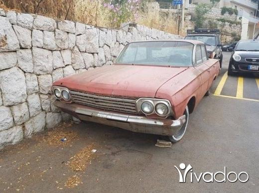 Chevrolet in Beirut City - CHEVROLET impala 1962 6cyl