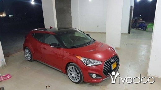 Hyundai in Beirut City - Veloster 2013 turbo