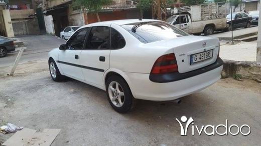 Opel in Tripoli - Opel vectra 97