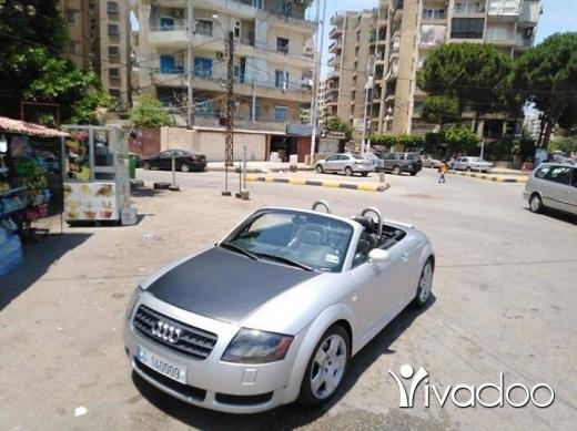 Audi in Abou Samra - Audi