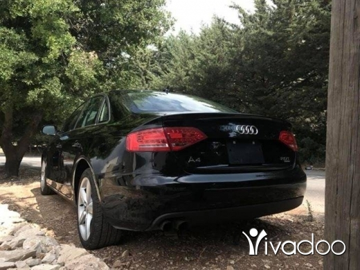 Audi in Bekaata Ashkout - Audi A4 2.0T 2012 black on black sport look
