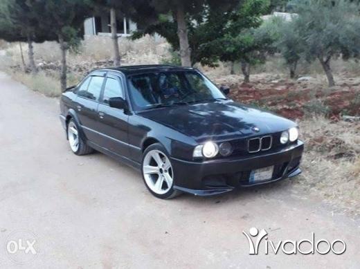 BMW in Baalback - للبيع بومة 535موديل90أنقاض سوبر خارقة بسعر مغري