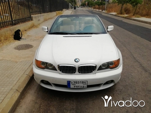 BMW in Mar Elias - bmw 330ci for sale (clean no accident)