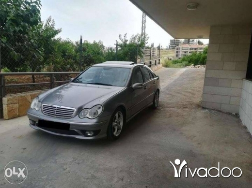 Mercedes-Benz in Zahleh - mercedes C230 MODEL 2005