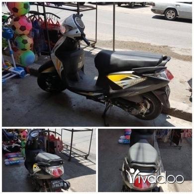 Aprilia in Tripoli - للبيع موتير hero هندي جديد ما صرلوا شهر ونص ماشي ٨٠٠$ للاتصال على الرقم 03167194