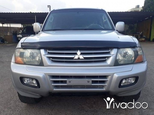 Mitsubishi in Beirut City - Mitsubishi montero for sale 2002