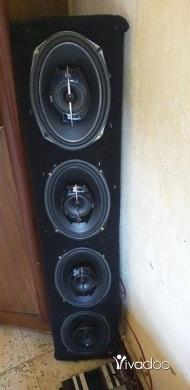 Accessories in Tripoli - صوت سيارة جديد كامل للبيع