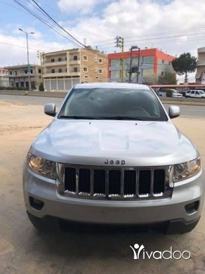 Jeep in Zahleh - Grand cherokee 2011 clean carfax