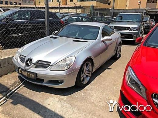 Mercedes-Benz in Beirut City - Mercedes-Benz SLK350