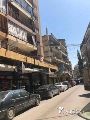 Apartments in Tripoli - شقة للبيع ١٤٠ متر مربع ، طابق ١ مع تراس، طرابلس المطران