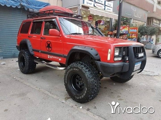 Jeep in Saida - للبيع جيب شوركي موديل ١٩٩٠ كتير نظيف