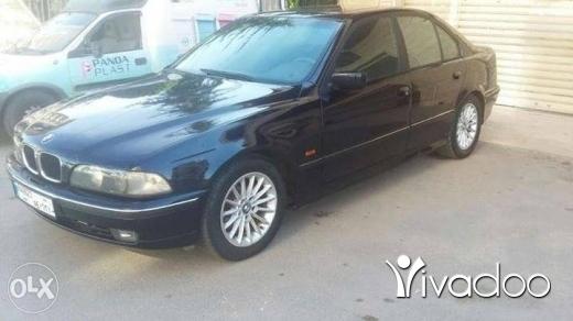 BMW in Beirut City - BMW e39 528i