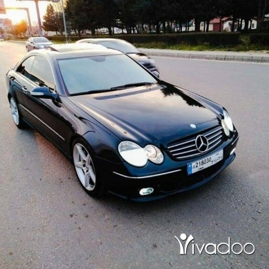 Mercedes-Benz in Zahleh - Marcedes AMG 55