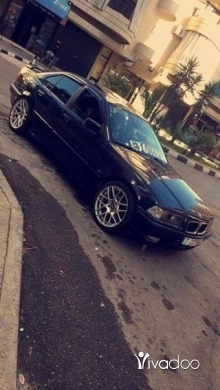 BMW in Tripoli - Bmw boy 325