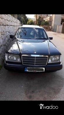 Mercedes-Benz in Menyeh - ٣٠٠ مازوت انقاض موتر ٦ روس اوتوماتيك