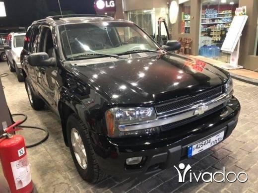Chevrolet in Tripoli - chevrole trepleyzer 2002