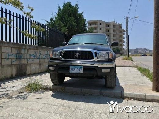 Toyota in Tripoli - للبيع ٢٠٠١