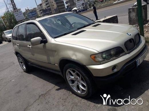 BMW in Beirut City - bmw x5 v8 model 2001
