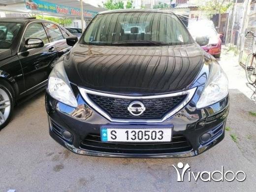 Nissan in Saida - Nissan Tiida 2014 Airbag ABS 83 km