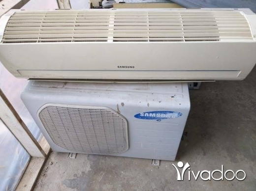 Air Conditioners & Fans for Sale in Abou Samra - مكيف سامسونغ 18الف