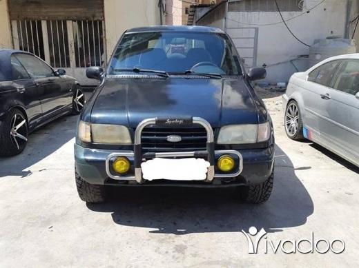 Kia in Al Dahye - جيب كيا سبورتاج 4×4 فيتاس 4سيلندر