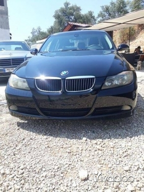 BMW in Tripoli - Bmw 325 2006 .