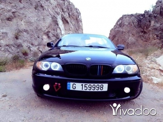 BMW in Beirut City - Bmw new boy 325CI convertible