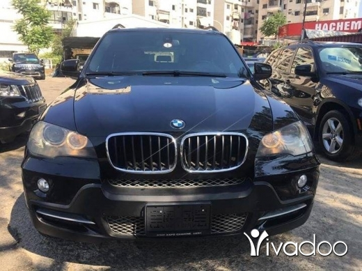 BMW in Beirut City - X5 Seven seats