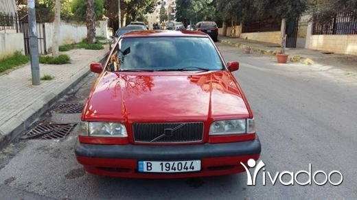Volvo in Beirut City - Volvo 850 1994