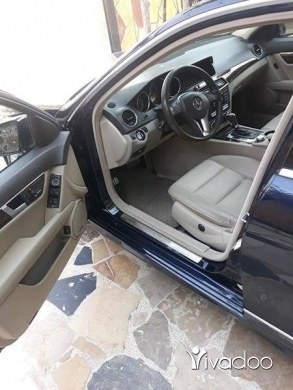 Mercedes-Benz in Beirut City - For sale c 250 2012