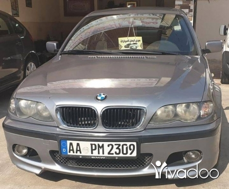 BMW in Beirut City - bmw 318 i modele 2004